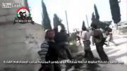 คลิป สุดโหด ระเบิดลงกลางกลุ่มนักรบซีเรีย ตายเพียบ
