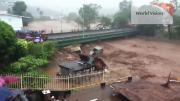 น้ำท่วมใหญ่ที่ หมู่เกาะ Solomon Islands ช่วย คน