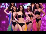 คลิปการประกวด Miss Universe Thailand 2014 ชุดว่ายน้ำ