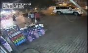 คลิป CCTV เหตุระเบิดที่  Baghdad City Iraq