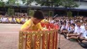 สุดยอดจริงๆ วัฒนธรรมไทยควรแก่การรักษาไว้ เด็กคนนี้เก่งจริงๆ