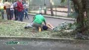คลิป เด็ก 11 ปี ซนแหย่ เสือเล่นซะ แขนขาด บราซิล