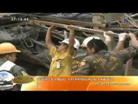 เรื่องเล่าเช้านี้ - กู้ภัยเร่งช่วยผู้รอดชีวิต เหตุคอนโดย่านธัญบุรีถล่มขณะกำลังก่อสร้าง