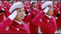 ทหารจีนหญิง สวนสนาม ขาขาวๆๆ