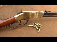 ลุงยิงปืน คานเหวี่ยง (1860 Henry Rifle)