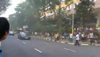 ไฟไหม้ ที่โกลเด้นมาย #สิงคโปร์