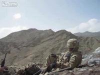 คลิป 3 JDAMs smoke taliban position