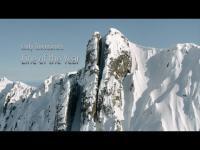 หนึ่งในเส้นทาง เล่นสกี ที่โหดและอันตรายที่สุดในโลก ชันเกือบ 90 องศา