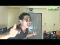 โรเบิร์ท, โรเบิร์ต ,robert, tv ,thai ,th, thailand ,ไทย, ไทยแลนด์, cover ,funny ,laugh, show ,โชว์ ,