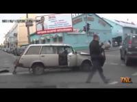 รวมคลิปจากกล้องหน้ารถของ รัสเซีย แต่ละคลิปโหดจริงๆ