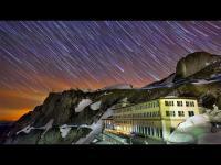 คลิป วิดีโอ Timelapse สวยๆ เหมือนได้ดูฝนดาวตก