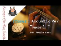 ขอเวลาลืม  อั๋น Feeble Heart   Acoustic    Cover