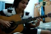 คลิป หนังสือรุ่น ป้าง music acoustic guitar เพลง