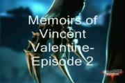 คลิป Memories of Vincent Valentine ความทรงจำของวินเซนต์ part 2 ไฟนอล แฟนตาซี Final Fantasy dirge of cerbe