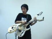 คลิป ์กีตาร์  Doraemon guitar โดเรมอน