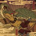 เมื่อตัวการ์ตูนในเกม ถูกวาดออกมาแบบ ศิลปะญี่ปุ่นโบราณ