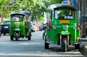ตุ๊กตุ๊กไทย รั้งอันดับ5 แท็กซี่ดีสุดในโลก