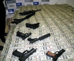 เงินสดๆ 7 พันกว่าล้าน อยู่ในบ้าน ที่เม็กซิโก