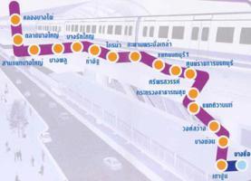อีก 4 ปีข้างหน้า กทม จะมีรถไฟฟ้าใช้ อีก 110 กิโลเมตร