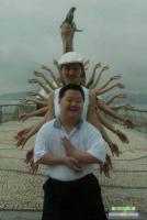ถ่ายรูปหมู่ท่าที่นิยมในจีน555
