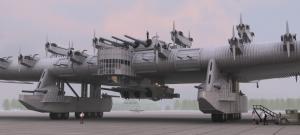 นกยักษ์แห่ง รัสเซีย  เครื่องบิน kalinin k-7