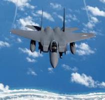 บินรบ -สหรัฐ-ตก -เบงกาซี-นักบิน-ปลอดภัย