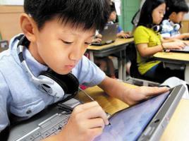 เกาหลี digital textbooks education korea student tablet การศึกษา ตำรา รัฐบาลเกาห