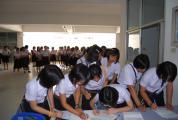 ไทย เลื่อน เปิดเทอม นักศึกษา เป็น กันยายน ตาม อาเซียน เริ่ม ปี 55
