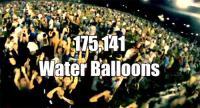 อเมริกา  สถิติ     ลูกโป่ง  น้ำ ใหญ่  ที่สุด  ในโลก