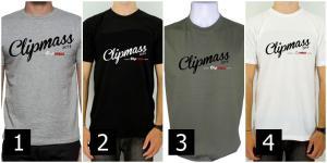 เสื้อ Clipmass ปี 2014 เสื้อคลิปแมส
