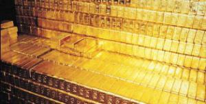 คลังเก็บทองคำของสหรัฐฯ