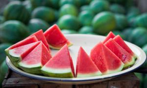 คุณประโยชน์ของแตงโม ที่มากกว่าอิ่ม