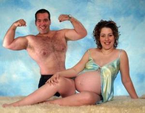 ภาพสุด FAIL ของเหล่าคุณแม่ที่ถ่ายรูปตัวเองใว้ขณะตั้งท้อง แต่ละรูปคิดได้ไง