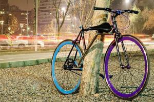 คันแรกของโลกบอกเลย!! กับจักรยานที่ไม่มีทางขโมยได้