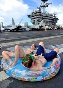 ชวนมาดู อาชีพ ทหารเรือ มัน ดี อย่างนี้ นี่เอง สนุกสนาน ปาร์ตี้ กิจกรรม