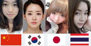 สุดฮา...นิยามความสวยของสาวเอเชีย 4 ชาติ ในมุมมองของคนจีน