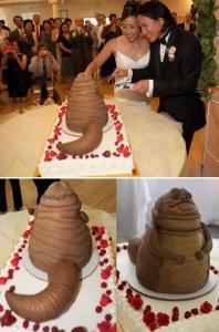 25 ภาพเค้กแต่งงานโคตรแย่ ที่ชวนให้เงิบแบบสุดๆ