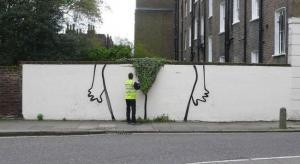 28 ภาพไอเดียศิลปะบนกำแพงทั่วโลก ที่จะทำให้คุณตะลึงจนร้อง ว้าว..!!