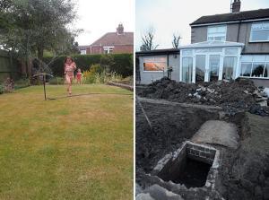 หลังจากพยายามปลูกหญ้าที่สวนหลังบ้านมากว่า 30 ปี แต่ต้องล้มเหลว จนค้นพบความจริงว่า...