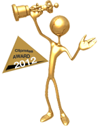 Clipmass Award 2012 Winner