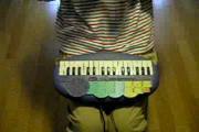 คลิป canon rock key keyboard เพลง เพราะ มัน น่ารัก board