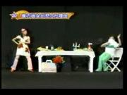 talent show food fight JAPAN