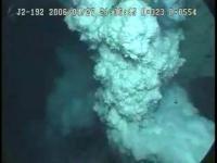 คลิป ภูเขาไฟระเบิดใต้น้ำ