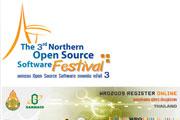 มหกรรมซอฟต์แวร์โอเพนซอร์สภาคเหนือ ครั้งที่ 3 Chiangmai Thailand Thaipods