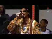 Snoop Dogg - Drop It Like Its Ht (LIVE EARTH 2007)