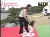 เกมส์โชว์, สาวญี่ปุ่น, โหม, กระโดด, น้ำ