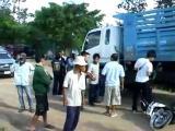อุบัติเหตุ   สยอง สิบล้อ  จักยานยนต์   เละ  ชน  รถชน
