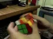 คลิป แก้รูบิค 26.1 วินาที Solving Rubik 26.1 sec