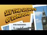 คลิป London ท่องเที่ยว Jon Odie Garfield