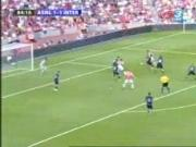 Robin Van Persie Excellent Goal vs Inter Milan 2-1